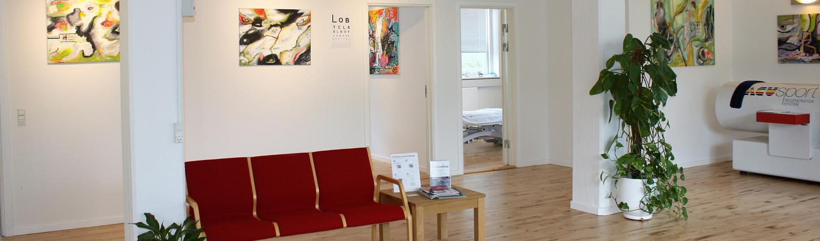 Doktor Akupunktur Værløse salen