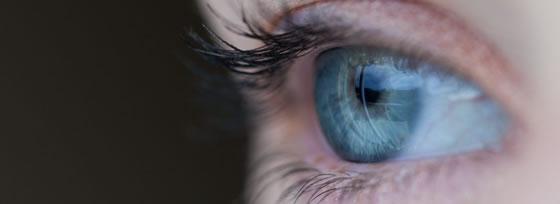 Øjen akupunktur